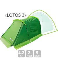 Спальная Палатка Лотос 3 Саммер, фото