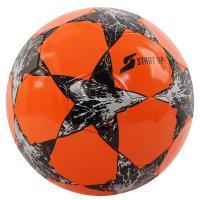 Мяч футбольный для отдыха Start Up E5121 оранж/чёрн р5