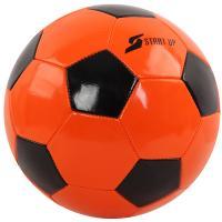Мяч футбольный для отдыха Start Up E5122 оранж/чёрн р5