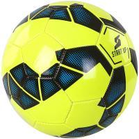 Мяч футбольный для отдыха Start Up E5131 лайм/черный р5