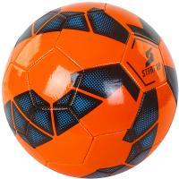 Мяч футбольный для отдыха Start Up E5131 оранж/черный р5
