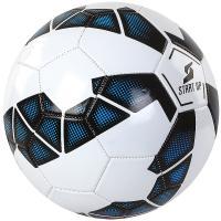 Мяч футбольный для отдыха Start Up E5131 белый/черный р5