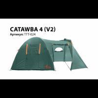 Палатка Кемпинговая Totem Catawba 4 (V2)