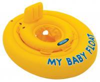 "56585EU Круг для плавания ""MY BABY FLOAT"" 70 см (от 6-12 месяцев)"