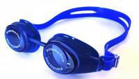Очки для плавания Dobest HJ-40, синий