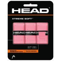 Овергрип Head Xtreme Soft (РОЗОВЫЙ), арт.285104-PK, 0.5 мм, 3 шт, розовый