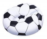 75010 Надувное кресло футбольный мяч 114х112х66 см
