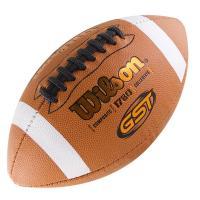 Мяч для ам. футбола WILSON GST Official Composite, арт.WTF1780XB,NCAA,микроф.,бут.кам., руч.сш., кор