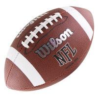 Мяч для ам. футбола WILSON NFL Official Bin, арт.WTF1858XB,синт.кожа ПУ, бут.камера, маш.сш.,коричн