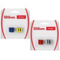 Виброгаситель Wilson ProFeel, арт.WRZ537600, красно-серебристый