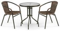 Комплект мебели Асоль-1D 2+1