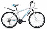 "Велосипед Forward 26"" APACHE 1.0 пер.амор. Алюм. 21ск."