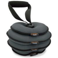 Гиря для кроссфита наборная мягкая Iron Body 3950EG-60, вес до 8 кг