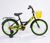 Велосипед 18 ZIGZAG CLASSIC, фото
