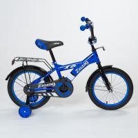 Велосипед детский 18 ZIGZAG SNOKY, фото