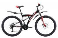 Велосипед Black One Flash FS 27.5 D