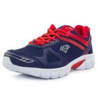 полуботинки кроссовые Fred 47592A11  blue/red