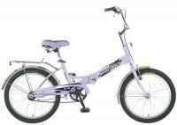 Велосипед 20 NOVATRACK FS30 (1-ск.), фото