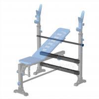 Комплект для расширения под внутренний широкий хват на штангу 180 см для скамьи под штангу Leco-IT Pro
