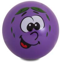 Мяч силиконовый Larsen Слива GSS-1 15см (10%)
