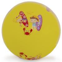 Мяч силиконовый Larsen Пляж GSS-6 23cм (10%)