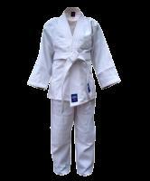 Кимоно дзюдо MA-302 белое, р.6/190 Green Hill