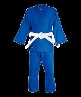 Кимоно дзюдо MA-301, синий, р.00/120 Green Hill