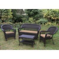 Комплект мебели из иск.ротанга LV130 Brown