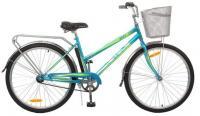 Велосипед 26 Stels Navigator 210 Lady 1-ск. (+КОРЗИНА ОТДЕЛЬНО)