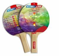 Ракетка для настольного тенниса Level 100 (анатомическая), фото