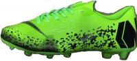 Салатовые бутсы Nike Х008-286