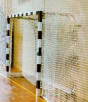 Сетка футзала и гандбола нить 3,5мм, без гасителя, (2Х3Х1Х1,5м) 2шт. 2035
