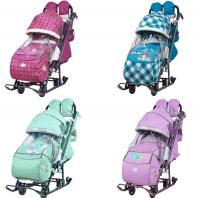 Санки-коляска детские Ника Детям 7-4