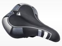 Седло спортивное SADDLE 3023 245х190 мм черное