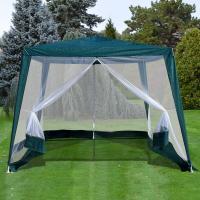 Садовый шатер 3x3/2.4x2.4 м.