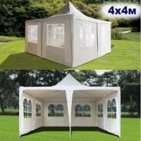 Садовый шатер  4х4 м