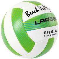 Мяч волейбольный пляжный Larsen Softset Green