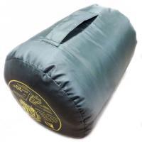 Спальный мешок Mednovtex Expert Travel -25°C, на флисе с подголовником, фото