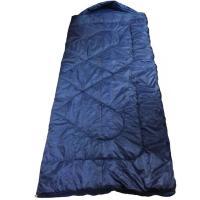 Спальный мешок Mednovtex Extreme Travel -15°C, на флисе с подголовником, фото