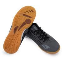 полуботинки кроссовые Furia indoor standard 202A10 grey / black