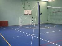 Стойки волейбольные на растяжках (комплект)