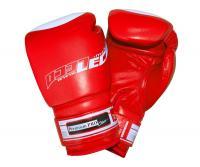 Боксерские перчатки Кожа, ПРО 8 унц. перчатки боксерские