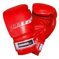 Боксерские перчатки кожа, ПРО 12 унц. перчатки боксерские