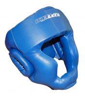 Шлем боксерский красный ЛЕКО