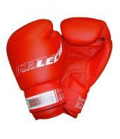 Боксерские перчатки профессиональные 14 унц. красные