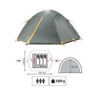 Палатка 3-х местная двухслойная TRAMP SCOUT 3