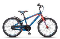 Велосипед 20 Stels Pilot 250 Gent V010 AL-рама 1-ск