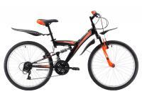 Велосипед Challenger Cosmic FS 24