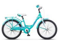 Велосипед 20 Stels Pilot 220 Lady, AL-рама, 1-ск