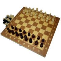 Набор 3 в 1 (шахматы, шашки, нарды) 29*14,5*4 см W7722
